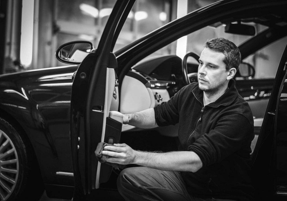 Operátor výroby v automobilovom priemysle